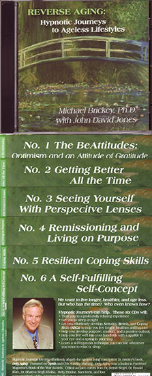 Anti-aging Hypnosis CD set