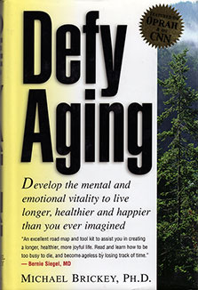 Defy Aging book Featured on Oprah and CNN