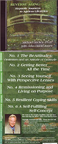 Reverse Aging: Hypnotic Journeys to Ageless Lifestyles LLC CD set
